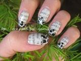 Nailart: Newspaper nails