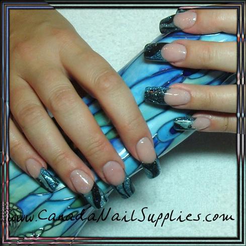 Black Opal Mosaic