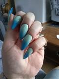 Before nail art