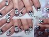 Panda nails. :)