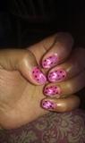 Pink Butterflies and Blue Gitter!!!