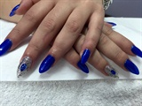 Blue Gel Gems