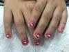 Girly Christmas Nails
