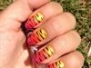 Neon Tiger Stripe 💅