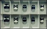 Black & White Jill Lace