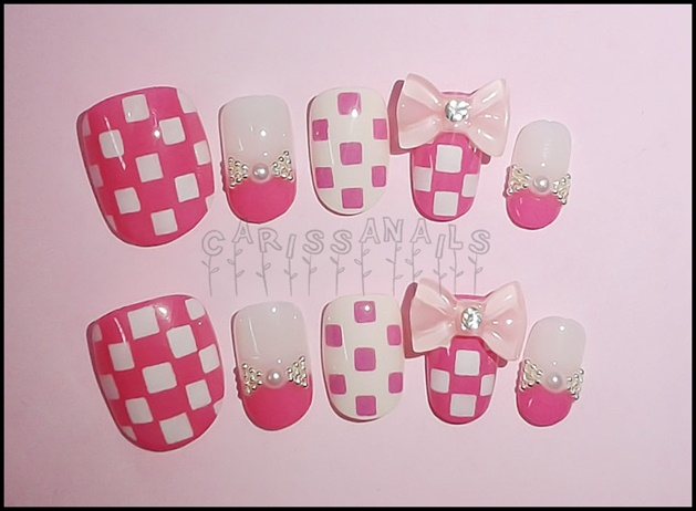 I Love Pink! (So Long Kitty inspiration)