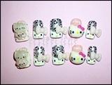 Hello Kitty Leopard
