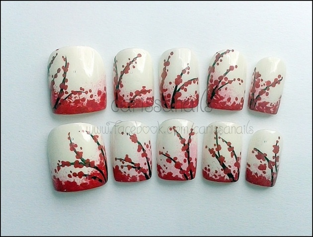 Cherry Blossom (Robin Moses insp)
