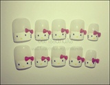 Hello Kitty 3D Red Bow