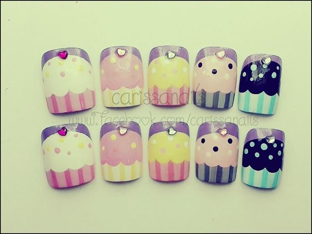 Cupcake Yummyyy :9