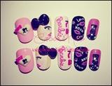 Barbie Chu Nail Art