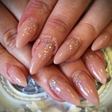 Glitter Nudes