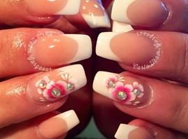 Infilled And New Nail Art