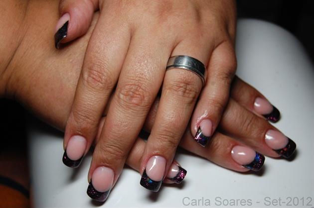 My nails Inspired by Greg Salo of YN