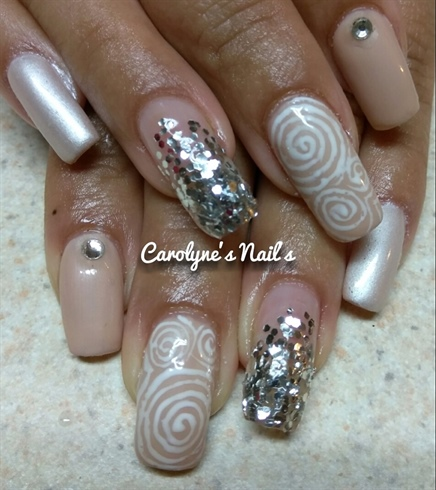 Pretty swirls