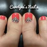 Royal toes