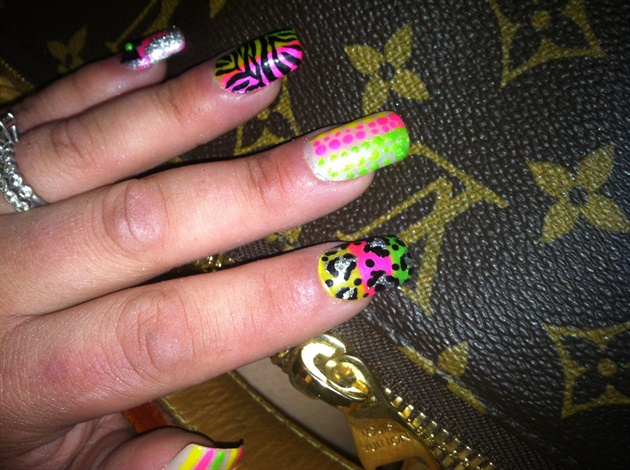 Swag Nails Nail Art Gallery