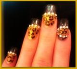 Cheetah Bling