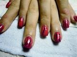 pink crackle