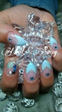glass nail