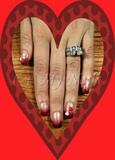 Valentine's Gelish