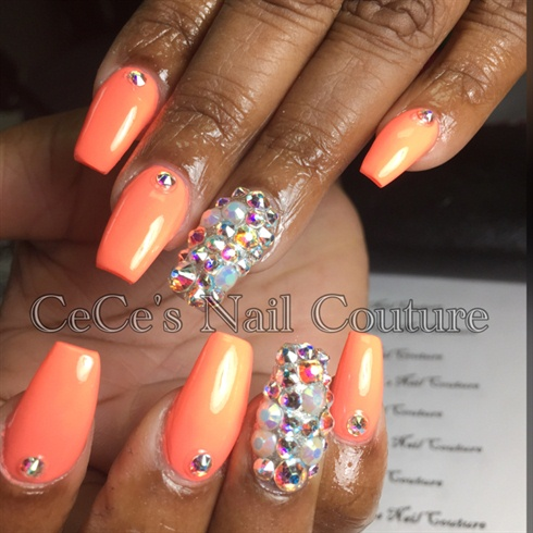 Peachy Keen By The BTnail Collection