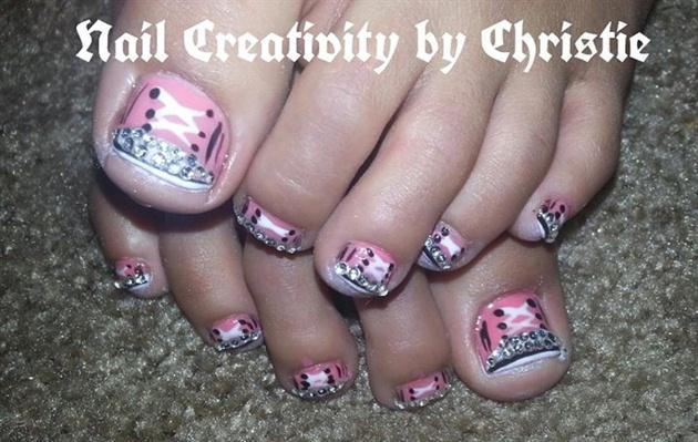 pink chucks