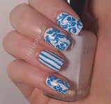 blue flowers-ich