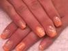Orange - Glitter