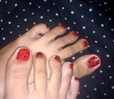 Toe Bugs ♥