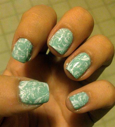 Delicate Mint