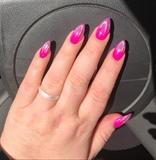 Pink Holo Ombré