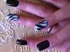 Black Nails 😍