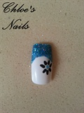blue tip/flower
