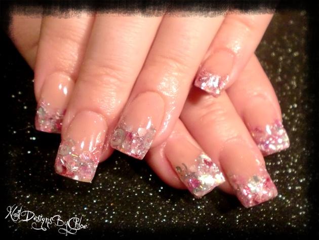 Pink Glitz