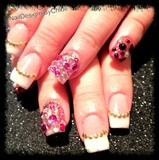Grad Nails!!