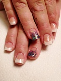 French with some Glitter