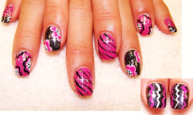 Hot Pink Pizzazz!