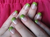 Lime with silver