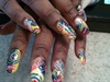 target round nails