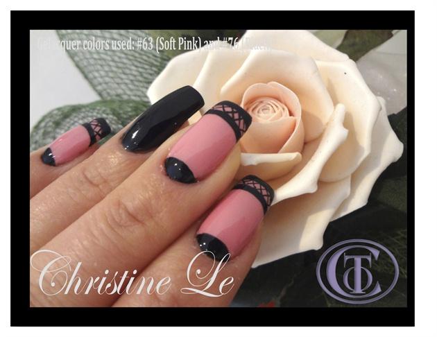 Gelacquer Manicure Art