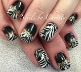 Zebra Sparkle French
