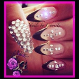 💖Wicked Diamond Nails💖