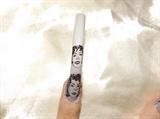 Hollywood actress/vintage nail art...