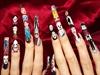 Horror movie character nail art.Full lot