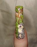 Bambi nail ..