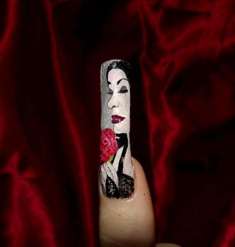 Gothic rose..