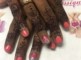 Natural Nails 💅🏾