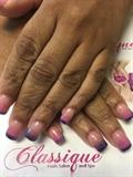 Pink & Purple 💅🏾