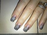 Glitter & Stamp